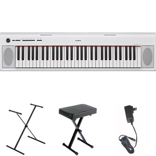Yamaha 76 Key Lightweight Portable Keyboard