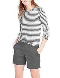 WDS Hybrid & Company Bermuda - Pantalones Cortos de Senderismo para Mujer