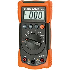 Klein Tools MM200 Auto Ranging Multimeter