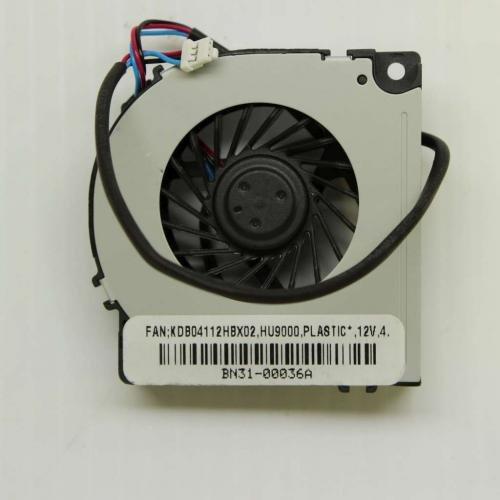 4. KDB04111HBX02 PLASTIC Samsung BN31-00036A FAN HU9000 12V