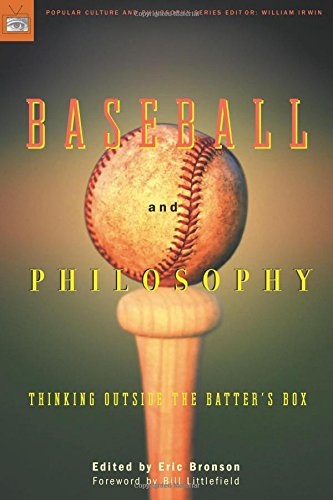 Baseball Philosophy Thinking Outside Batters product image
