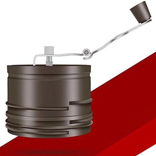 BleuMoo Manual Coffee Maker Hand Pressure Portable Espresso Machine Coffee Pressing Bottle (Red) by BleuMoo (Image #2)