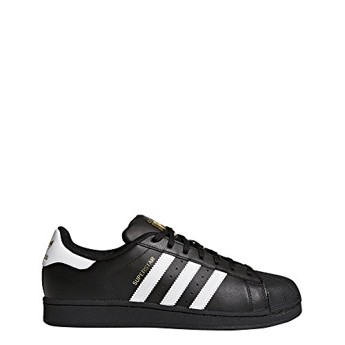 Buy now adidas Originals Men's Superstar Foundation Casual Sneaker, Black/White/Black, 10 D(M)
