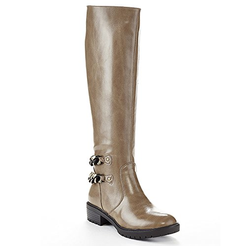 a4dfdb17677 Extreme by Eddie Marc Women s Bess Knee-High Boot