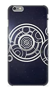 High Quality Honeyhoney Abstract Rings Skin Case Cover Specially Designed For Iphone - 6