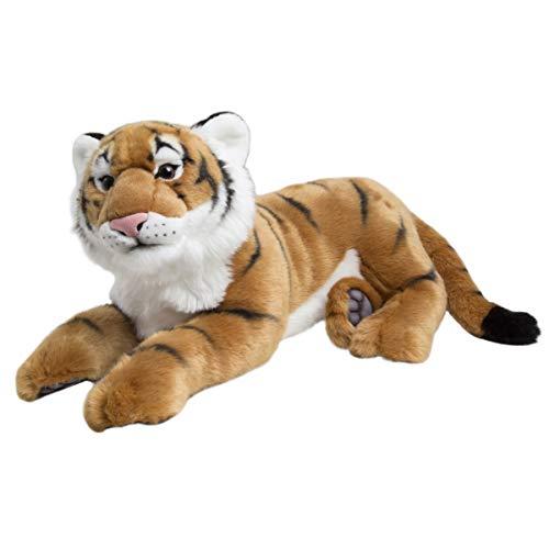 (FAO Schwarz Toy Plush Tiger 18inch)