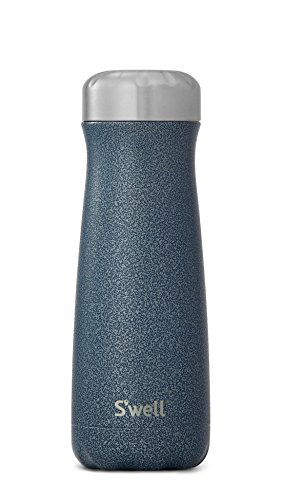 S'well Stainless Steel Travel Mug, 20 oz, Night Sky by S'well (Image #3)