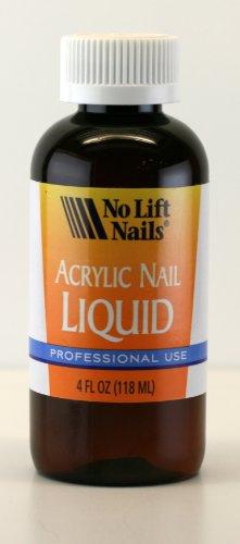 NO LIFT NAILS Acrylic Nail Monomer Liquid 4oz