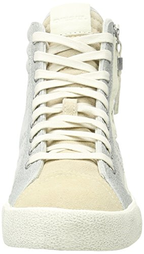 H6438 Diesel Mujer Altas Plus Velows para Shadow D D Y01286 Dove W Dark Zapatillas String Multicolor TvxrTgqwZI