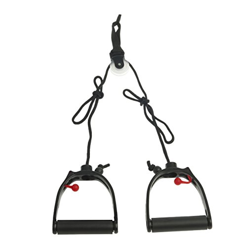 Lifeline Multi-Use Shoulder Pulley for Assisting Rehabilitation and Increasing Flexibility