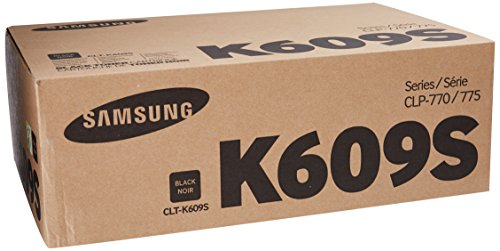 Samsung CLT-K609S Toner, Black