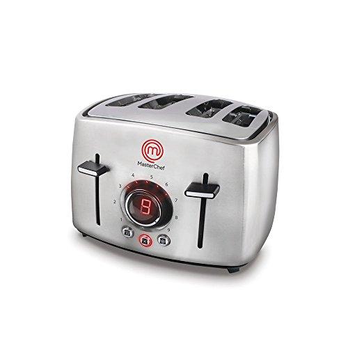 Torradeira 4 Pães Premium 1600W, 127V, MasterChef TO3004I/01, Inox