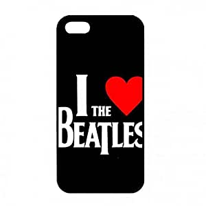iPhone 5(s) Back Phone funda,The Beatles Forever funda Cover