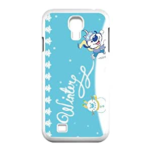 Christmas theme style For Samsung Galaxy S4 I9500 Csaes phone Case THQ138448