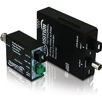 Transition Networks J/VD-TX-01-LA Transition Stand-Alone Analog CCTV Video Transmitter Video Extender