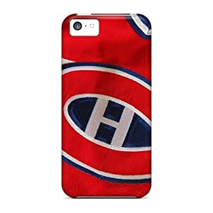 MMZ DIY PHONE CASEAwesome Design Montreal Canadiens Hard Case Cover For iphone 6 plus 5.5 inch