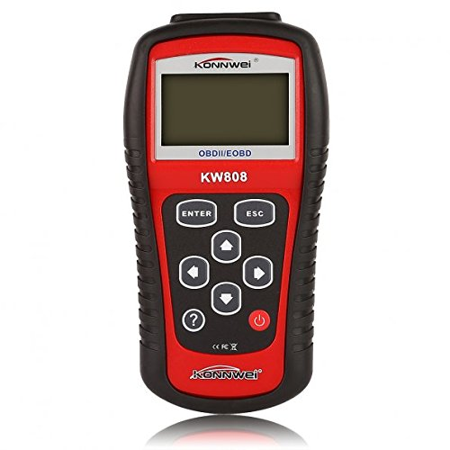 Price comparison product image KONNWEI X005 KW808 OBDII / EOBD Code Reader and Auto Scanner OBD2