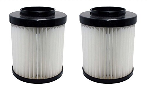 2 Dirt Devil F22 F-22 F26 F-26 Vacuum Filter - Washable Vacuum Filter - Allergen Dust Cup Filter - High Quality Vacuum Filter - Reusable Vacuum Filter - Long-life Vacuum Filter