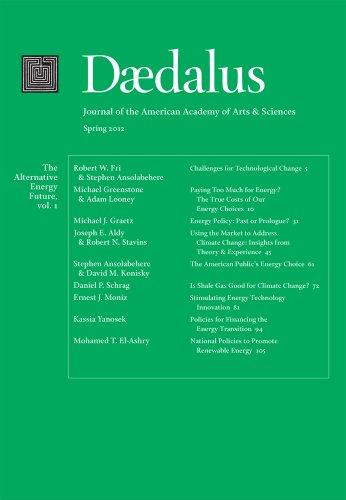 Daedalus 141:2 (Spring 2012) - The Alternative Energy Future, vol. 1
