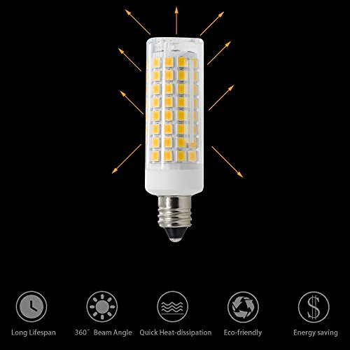 E11 Led All New Dimmable E11 Candelabra Base Bulbs 75w