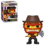 Funko Pop! Animation: Simpsons - Evil Groundskeeper Willie, Fall Convention Exclusive