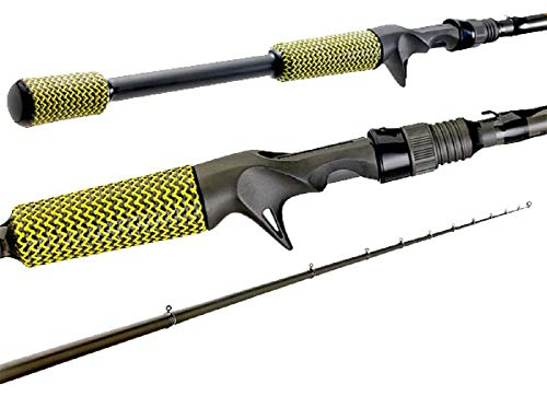 Cashion Elite Series Casting Rod Topwater/Jerkbait 6'9 Medium Fast