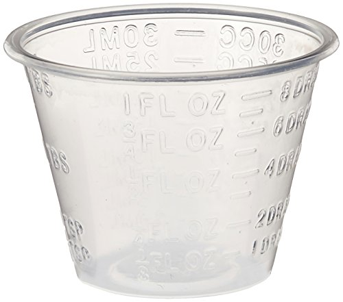 disposable measuring cups - 2