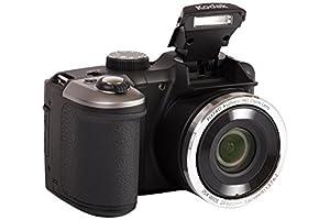 "Kodak PIXPRO Astro Zoom AZ251 16 MP Digital Camera with 25X Optical Zoom and 3"" LCD Screen (Black) by KODC1"