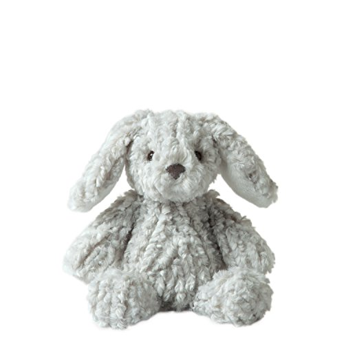 "Manhattan Toy Adorables Theo Bunny Plush, 8"""
