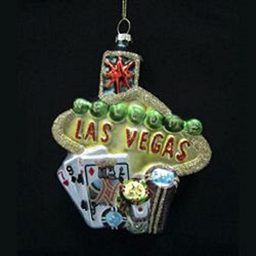 Casino Las Vegas Glass (5