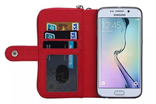 Ultra Flip PU Leather Case For Samsung Galaxy Note 5 (Black) - 9