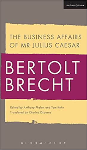 Book The Business Affairs of Mr Julius Caesar (Methuen Drama)
