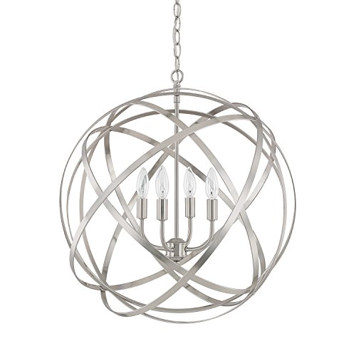 Capital Lighting 4234Bn Four Light Pendant