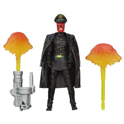 The Avengers assemble anime version 3.75 inches Basic Figure Cosmic Strike Red Skull / MARVEL AVENGERS ASSEMBLE COSMIC STRIKE RED SKULL disk Wars