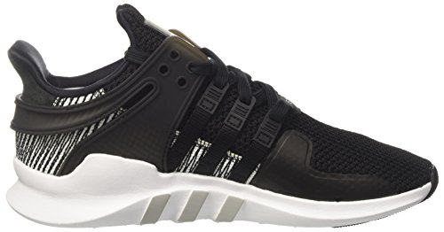 Black EQT Sneakers Mens Adv Support Adidas Black f6qzwq