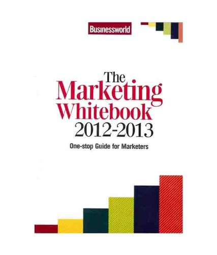 The Marketing White Book 2012-2013 pdf