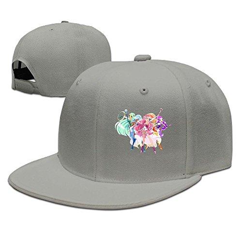lolirock-unisex-100-cotton-ash-adjustable-snapback-trucker-hat-one-size
