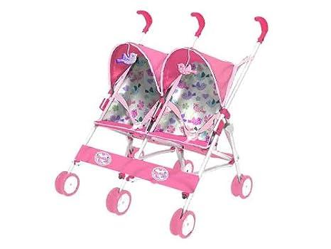 Amazon.es: Decuevas Toys - Silla para muñeca capota gemelos Spring, 54 x 41 x 55 cm: Juguetes y juegos