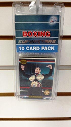 (10) Ten Card Pack Boxing Superstars Starter Kit