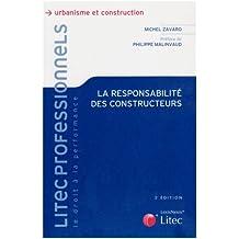 RESPONSABILITÉ DES CONSTRUCTEURS (LA) 2ÈME ÉDITION