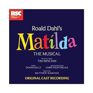 Matilda The Musical - Original London Cast 2011 Import