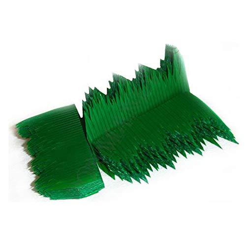 JapanBargain 2052 Sushi Divider Grass, Green