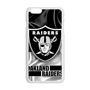 Oakland Raiders Te Design Design Hard Case Cover Protector For Iphone 6 Plus