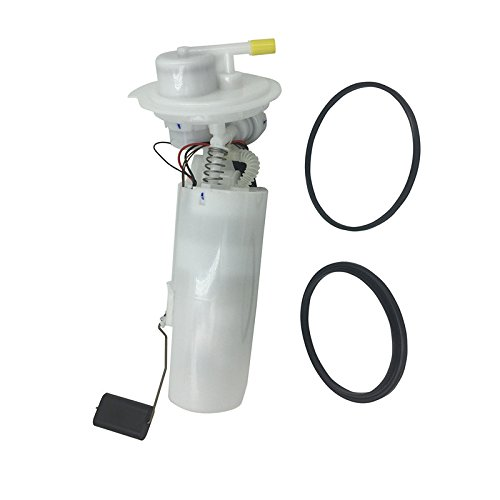 Muco 1pc New Electric Fuel Pump Module Assembly With Fuel Level Sensor Sending Unit Fit 04 07 Chrysler Town Country Dodge Caravan 04 05 Dodge Grand Caravan Exc Stow And Go Seating E7172m