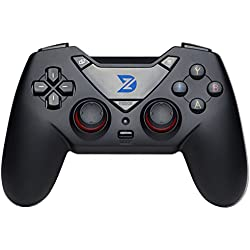 ZD-C[2.4G] Wireless Gaming Controller for Steam,Nintendo Switch,fire tv,PC(Win7-Win10),Android Tablet,TV BOX