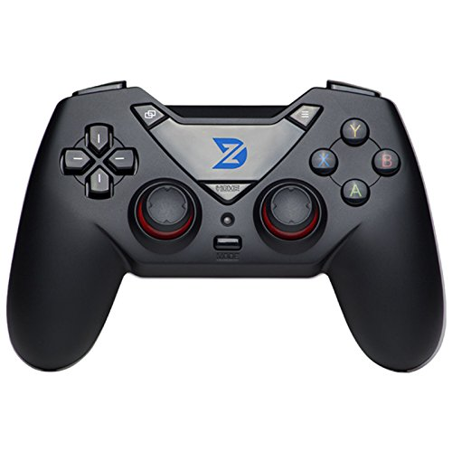 ZD-C[2.4G] Wireless Gaming Controller for Steam,Nintendo Switch,fire tv,PC(Win7-Win10),Android Tablet,TV BOX by Z-D