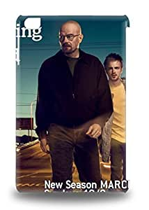 PC American Breaking Bad Drama Crime Thriller Western 3D PC Protector For For Ipod Touch 5 Phone Case Cover Attractive 3D PC Case ( Custom Picture For Ipod Touch 5 Phone Case Cover ) Kimberly Kurzendoerfer