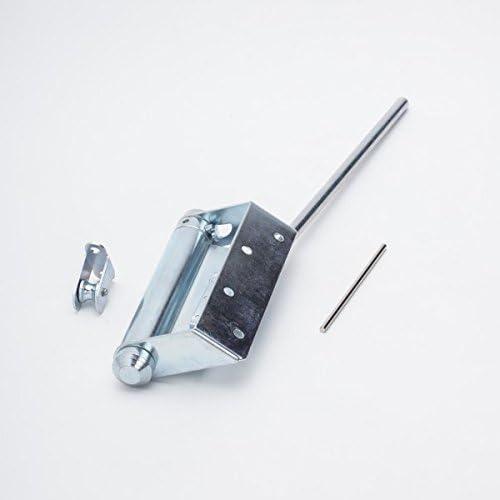 Dispositivo cierrapuertas hierro, fuerza de 60/kg