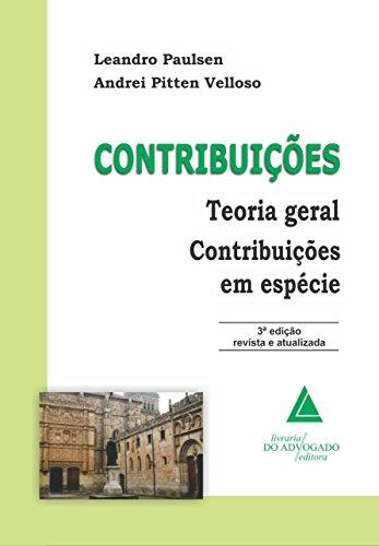 Contribuições: Teoria Geral, Contribuições Em Espécie