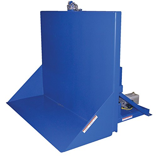 - Vestil EM1-500-4250-4 Efficiency Master Tilt Table, 4000 lb Capacity, 42